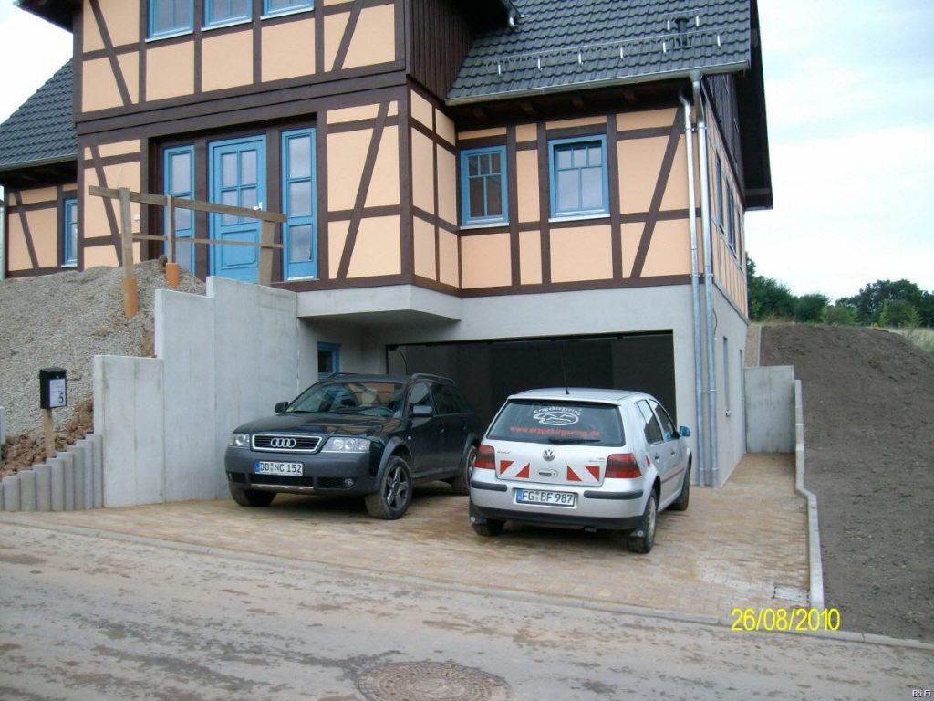 Außenanlage EFH in Saalhausen