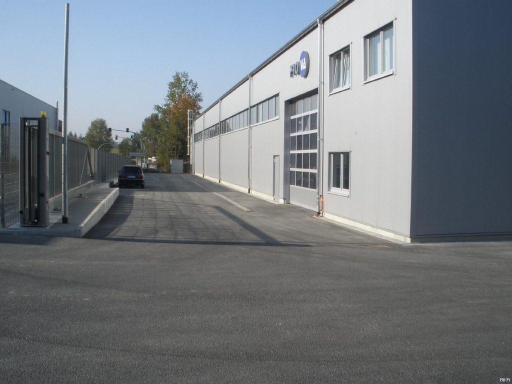 Außenanlager Pro-VA in Olbernhau