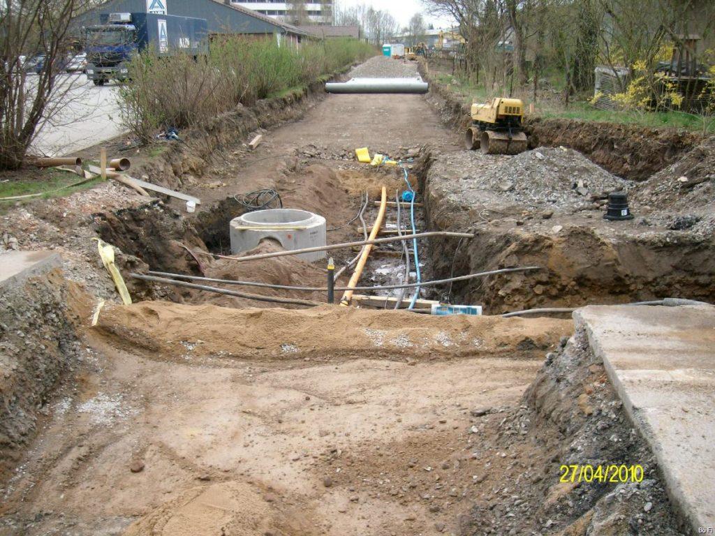 Medienverlegung & Straßenbau Pro-VA