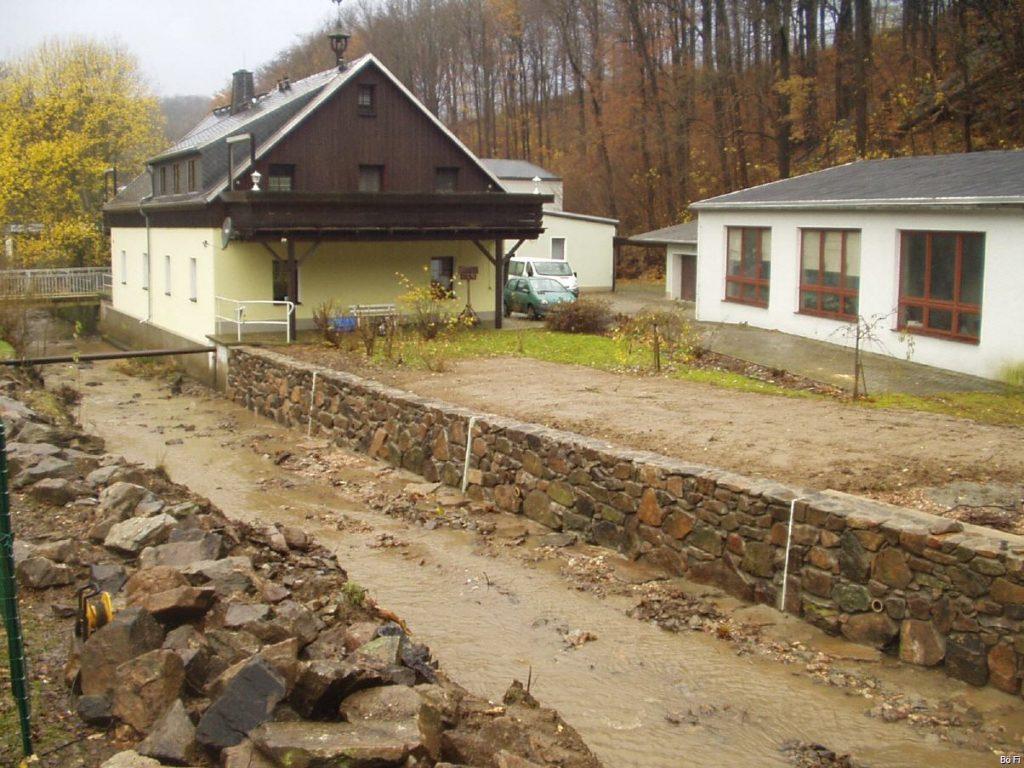 Wasserbau in Lichtenberg