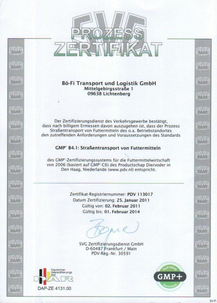 Bö-Fi Transport und Logistik GmbH